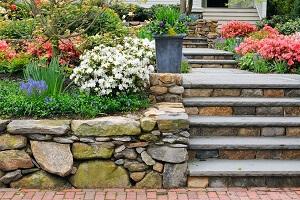Stone Steps Costs Bluestone Granite
