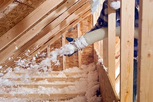 Install or Upgrade Blown-In Insulation in Dayton