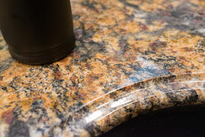 Amazing Install Granite Countertops