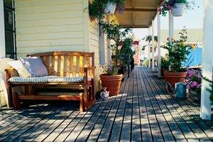 Repair a Deck or Porch in Montebello