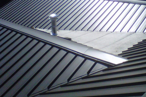 Install or Replace Metal Roofing in San Francisco