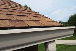 Install or Replace Seamless Metal Gutters in Greenwood