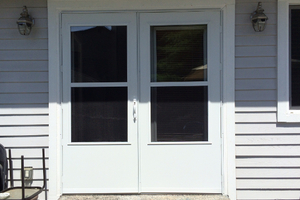 Install or Replace Storm Doors in Rock Falls