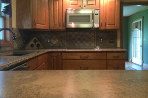 Install A Solid Surface Countertop