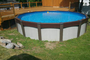 2019 above ground pool prices installation costs homeadvisor for Cost of swimming pool installation inground