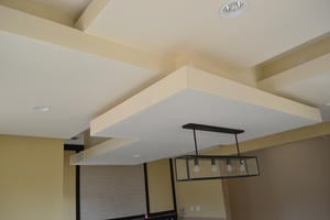 install a drop ceiling - Engaging Decorative Ceiling Tiles