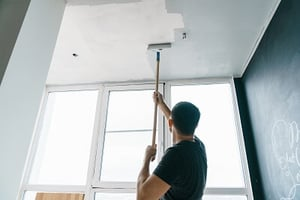 2019 Cost To Paint Ceilings Basement Bathroom And More