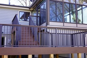 2019 Composite Decking Prices | Install a PVC Deck Cost Per