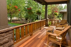 2019 Cedar Deck Cost Cedar Decking Prices Per Sqft