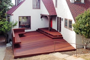 2020 Average Cost To Stain A Deck Labor Staining Prices