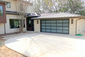 2020 Glass Garage Door Prices Glass Overhead Doors Homeadvisor