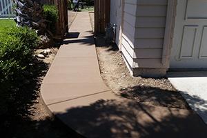 2020 Concrete Sidewalk Cost Cement Walkway Prices Homeadvisor