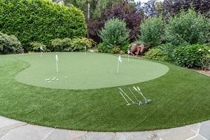 2020 Backyard Putting Green Cost Install Artificial Golf Green Homeadvisor