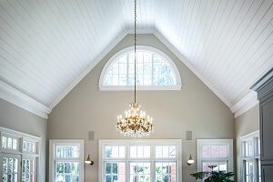 2021 Cost To Raise A Ceiling Vaulted Ceiling Cost Homeadvisor