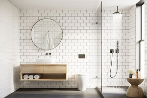 2021 Cost To Retile Shower Bathroom