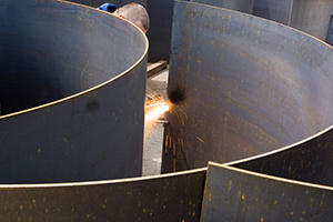 Fabricate Sheet Metal (Ducts, Hoods, Ornamental, etc.)