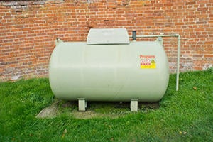 Remove a Water or Fuel Tank in Stamford