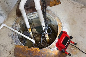 Repair Basement Surface Drainage Channels in Columbus