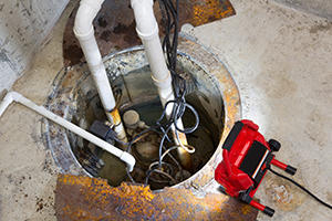 Repair Basement Surface Drainage Channels