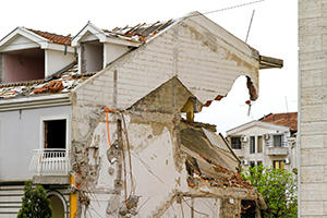 Find an Earthquake Recovery Service