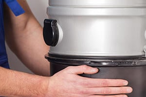 Repair or Service a Central Vacuum System