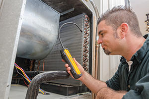 Repair or Service a Refrigeration System