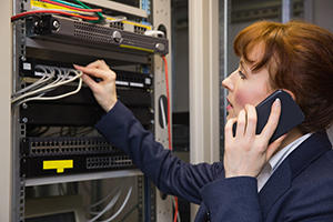 Repair a Telephone System