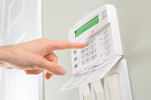 Repair an Alarm or Security System in Spring