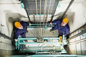 Repair an Elevator or Chair Lift