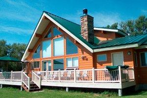 Build or Replace a Deck or Non-Masonry Porch