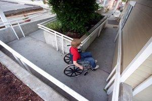 Build or Replace Wheelchair Ramps in Lansing
