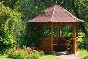 2018 gazebo prices average cost to build a pavilion or for Average cost to build a pavilion
