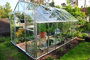 Build a Greenhouse or Conservatorium