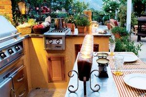 Build an Outdoor Kitchen in Cleveland