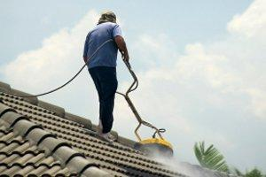 Clean a Roof in Lizton