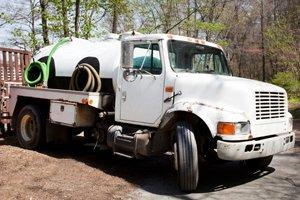 Pump Out a Septic Tank in Newnan