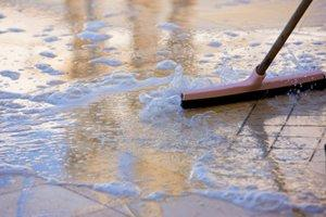 Clean & Seal Grout or Tile