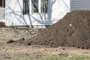 Deliver Soil, Sand, Mulch and Rock in Longs