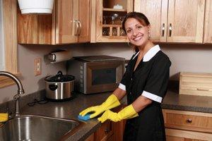 One Time Interior House Cleaning