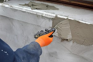 Install a Poured Concrete Wall in Indianapolis