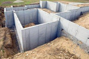 2017 Foundation Costs Cost To Build A Concrete Basement