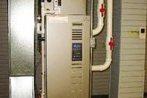 Install Natural Gas or Propane Furnace / Forced Air Heating System in Phoenix