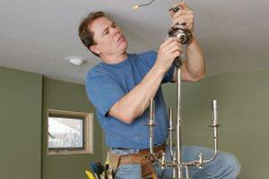 Install a Lighting Fixture