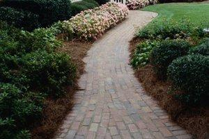 Install Interlocking Pavers for Patios, Walks and Steps