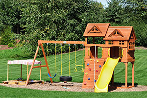 2018 Playground And Swing Set Installation Cost