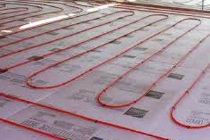 Install a Radiant Floor Heating System in Fort Worth