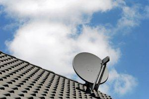 Install a Satellite Dish System in Rose City