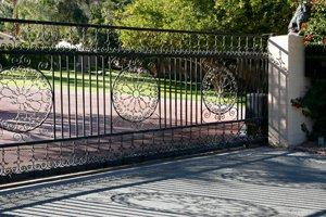 Install or Replace a Driveway or Security Gate in Raleigh