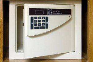 Install a Safe for Secure Storage of Important Items