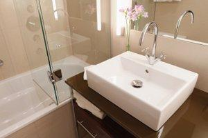 Sink Installation Costs Kitchen Bathroom Sink Prices - Replace bathroom vanity mobile home